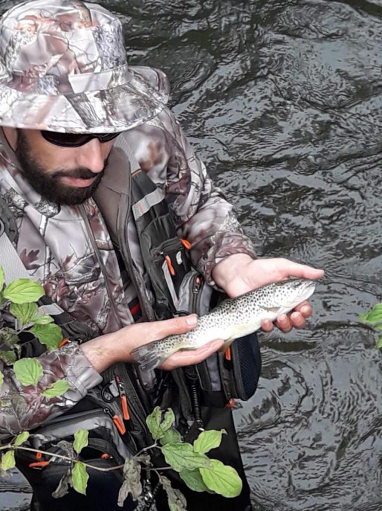Jérémy SEMIAO guide de pêche