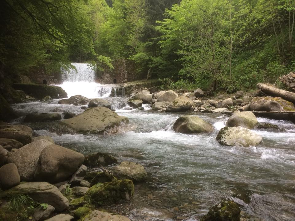 rivière 1ère catégorie
