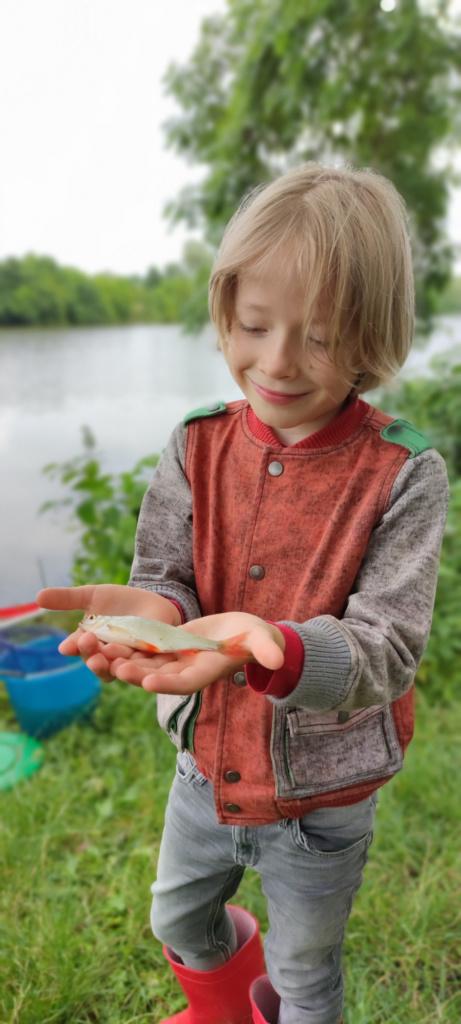 Initiation pêche au coup pour enfant à 1h de Paris